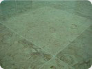 Vitrificação de pavimento em pedra
